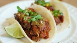 Braised Carnitas Tacos