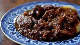 Carbonnade: Beef and Beer Stew