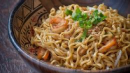 Indonesian Fried Noodles | Mie Goreng Java